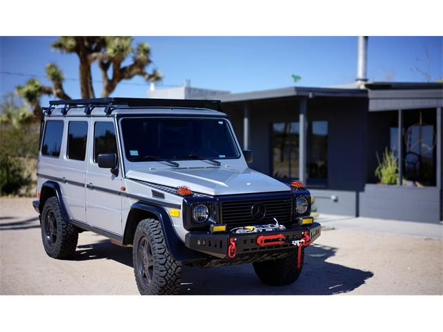 1999 Mercedes-Benz G500 (CC-1430081) for sale in Los Angeles, California