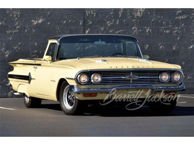 1960 Chevrolet El Camino (CC-1438115) for sale in Scottsdale, Arizona