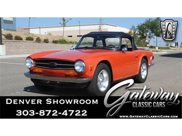 1973 Triumph TR6 (CC-1438126) for sale in O'Fallon, Illinois