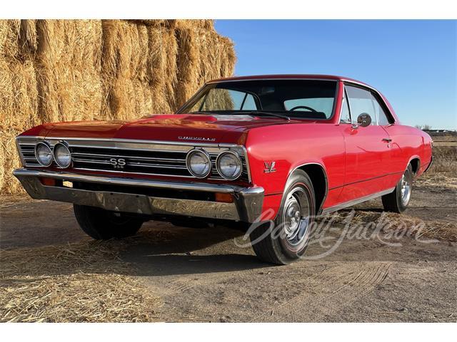 1967 Chevrolet Chevelle SS (CC-1438130) for sale in Scottsdale, Arizona