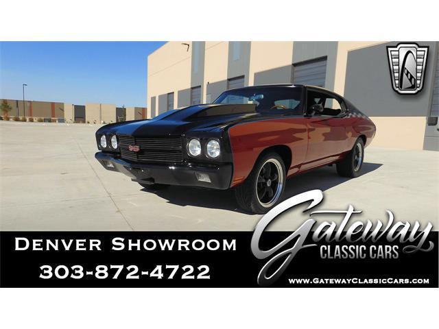 1970 Chevrolet Chevelle (CC-1438131) for sale in O'Fallon, Illinois