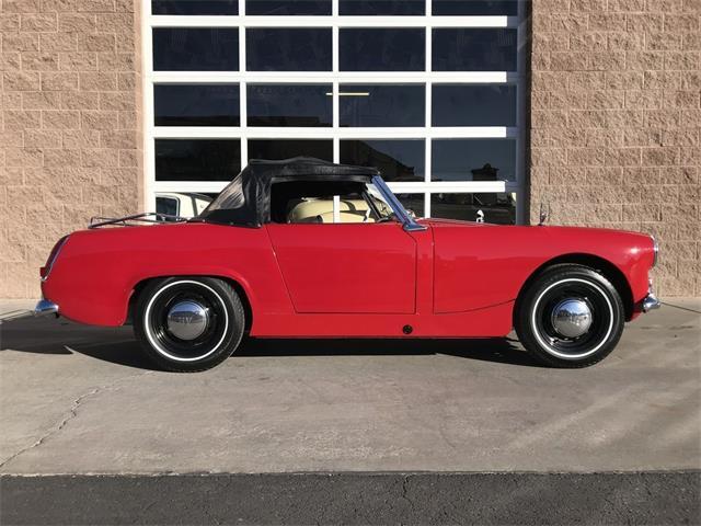 1963 Austin-Healey Sprite (CC-1438133) for sale in Henderson, Nevada