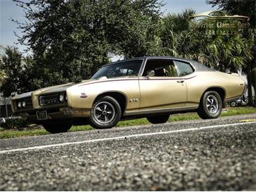 1969 Pontiac GTO (CC-1438144) for sale in Palmetto, Florida
