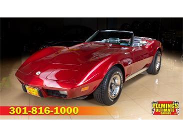 1975 Chevrolet Corvette (CC-1438157) for sale in Rockville, Maryland