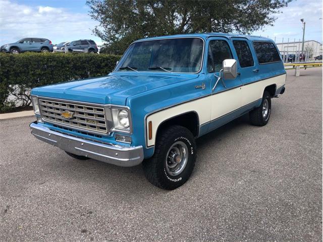 1975 Chevrolet Suburban (CC-1438159) for sale in Palmetto, Florida