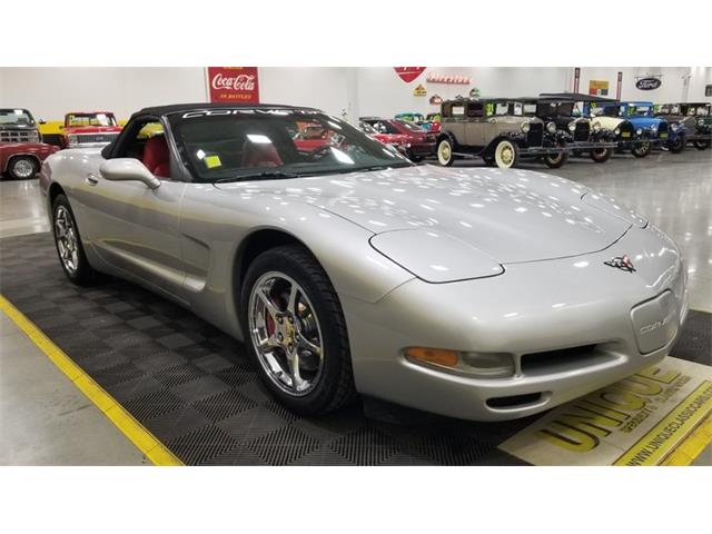 2000 Chevrolet Corvette (CC-1430816) for sale in Mankato, Minnesota