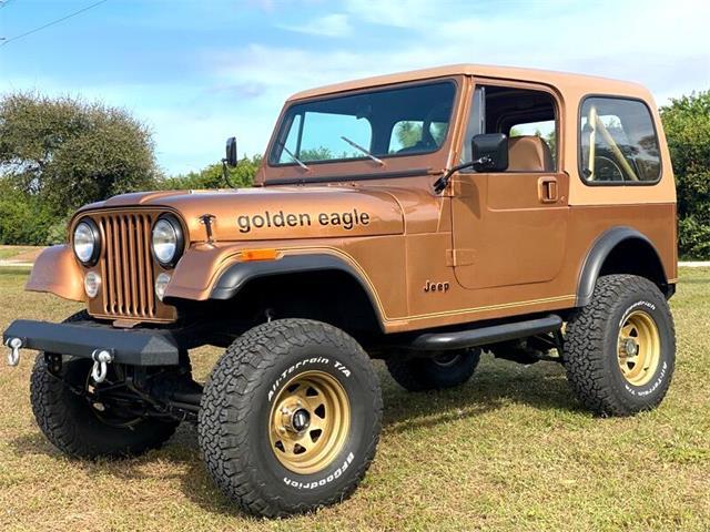 1979 Jeep CJ7 (CC-1438166) for sale in Delray Beach, Florida