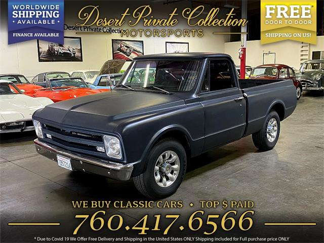 1969 Chevrolet C20 (CC-1438167) for sale in Palm Desert , California