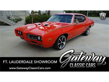 1969 Pontiac LeMans (CC-1438169) for sale in O'Fallon, Illinois