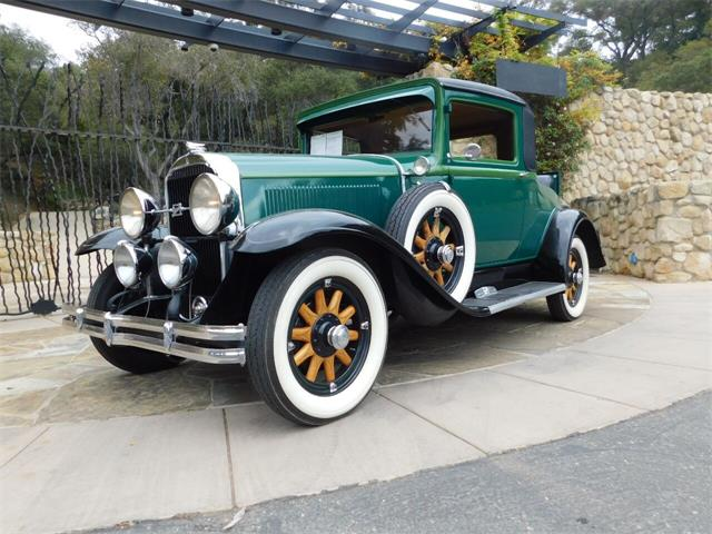 1931 Buick Model 50 (CC-1438171) for sale in Santa Barbara, California