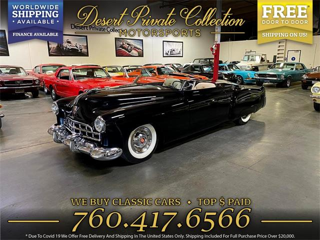 1948 Cadillac Roadster (CC-1438173) for sale in Palm Desert , California
