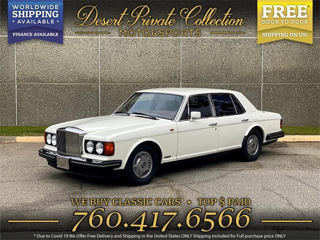 1989 Bentley Mulsanne S (CC-1438177) for sale in Palm Desert , California