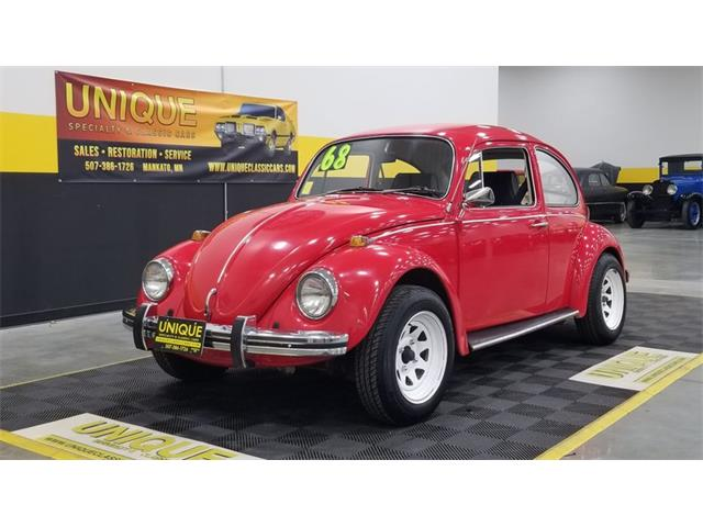1968 Volkswagen Beetle (CC-1430818) for sale in Mankato, Minnesota