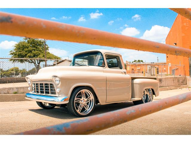 1955 Chevrolet Apache (CC-1438181) for sale in Carrollton, Texas