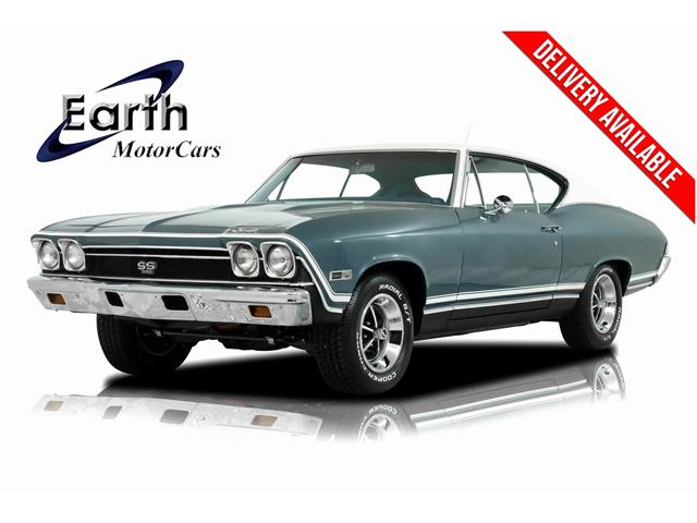 1968 Chevrolet Chevelle SS (CC-1438182) for sale in Carrollton, Texas