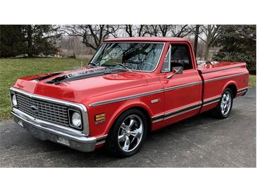 1971 Chevrolet C10 (CC-1438190) for sale in Carrollton, Texas