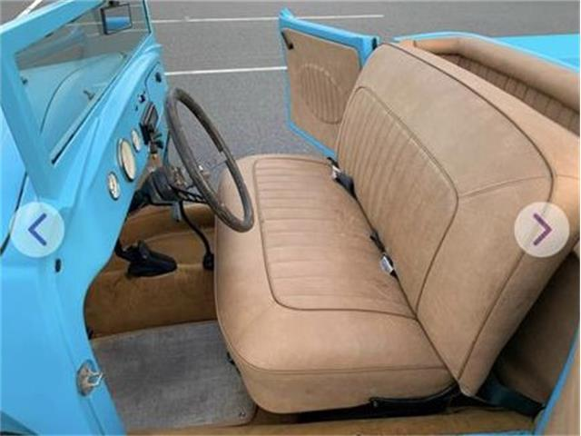 1968 Volkswagen Beetle (CC-1430082) for sale in Lowell, North Carolina