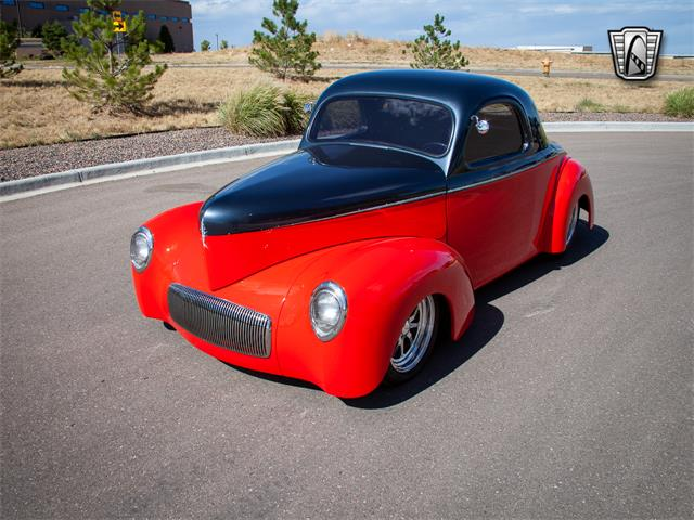 1940 Willys Coupe (CC-1430820) for sale in O'Fallon, Illinois