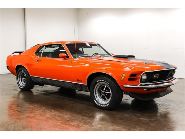 1970 Ford Mustang (CC-1438202) for sale in Sherman, Texas