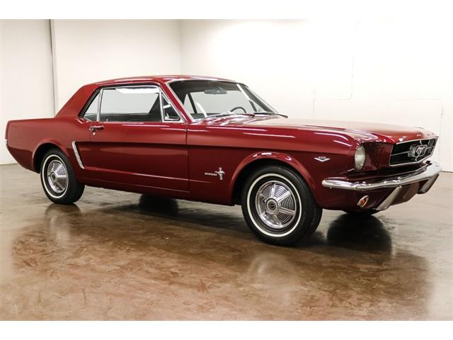 1965 Ford Mustang (CC-1438205) for sale in Sherman, Texas