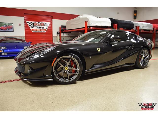 2020 Ferrari 812 Superfast (CC-1438208) for sale in Glen Ellyn, Illinois