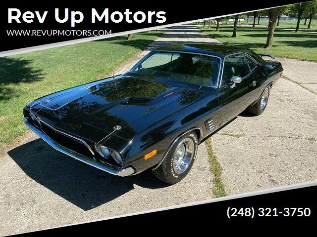 1972 Dodge Challenger (CC-1438213) for sale in Shelby Township, Michigan