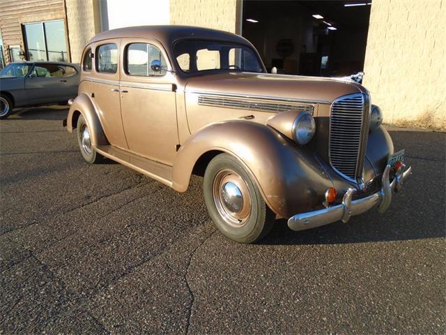1938 Dodge D8 (CC-1438214) for sale in Ham Lake, Minnesota