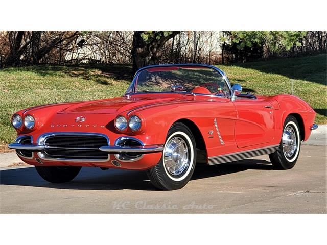 1962 Chevrolet Corvette (CC-1438221) for sale in Lenexa, Kansas