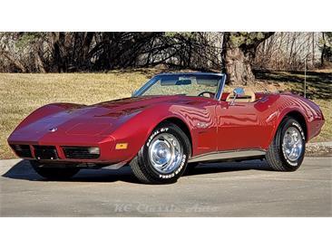 1974 Chevrolet Corvette (CC-1438226) for sale in Lenexa, Kansas