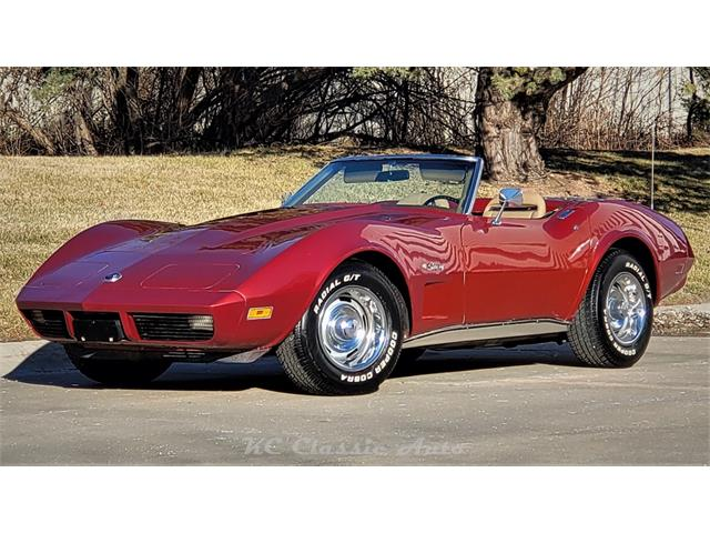 1974 Chevrolet Corvette (CC-1438226) for sale in Lenexa, Kansas