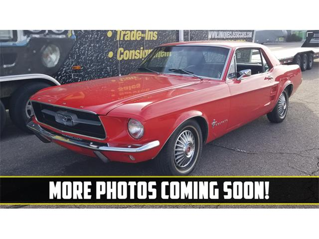 1967 Ford Mustang (CC-1430823) for sale in Mankato, Minnesota