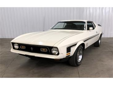 1971 Ford Mustang Mach 1 (CC-1438234) for sale in Maple Lake, Minnesota