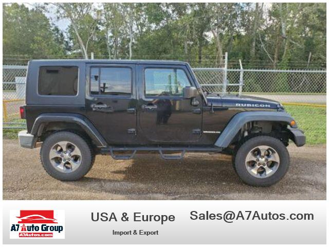 2007 Jeep Wrangler (CC-1438236) for sale in Holly Hill, Florida