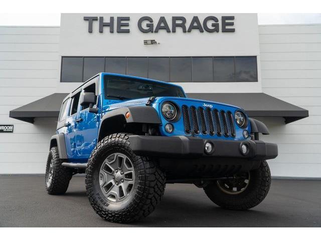 2015 Jeep Wrangler (CC-1438241) for sale in Miami, Florida