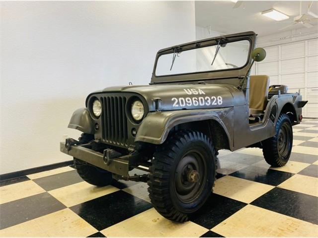1951 Willys Jeep (CC-1438242) for sale in Largo, Florida