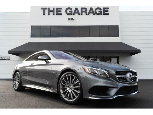 2017 Mercedes-Benz S-Class (CC-1438243) for sale in Miami, Florida