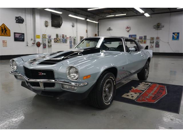 1971 Chevrolet Camaro (CC-1438249) for sale in Glen Burnie, Maryland