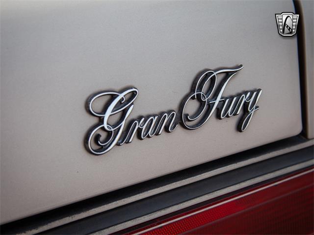 1988 Plymouth Fury (CC-1430825) for sale in O'Fallon, Illinois