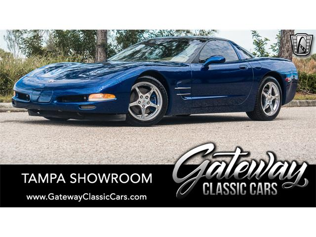 2004 Chevrolet Corvette (CC-1438265) for sale in O'Fallon, Illinois