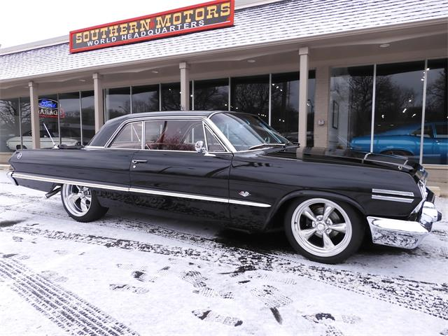 1963 Chevrolet Impala SS (CC-1438271) for sale in CLARKSTON, Michigan