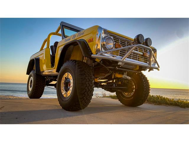 1969 Ford Bronco (CC-1438273) for sale in Pacific Palisades, California