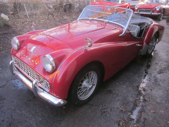 1959 Triumph TR3A (CC-1438274) for sale in Stratford, Connecticut