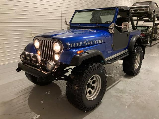 1986 Jeep CJ7 (CC-1438276) for sale in Champlain, NY