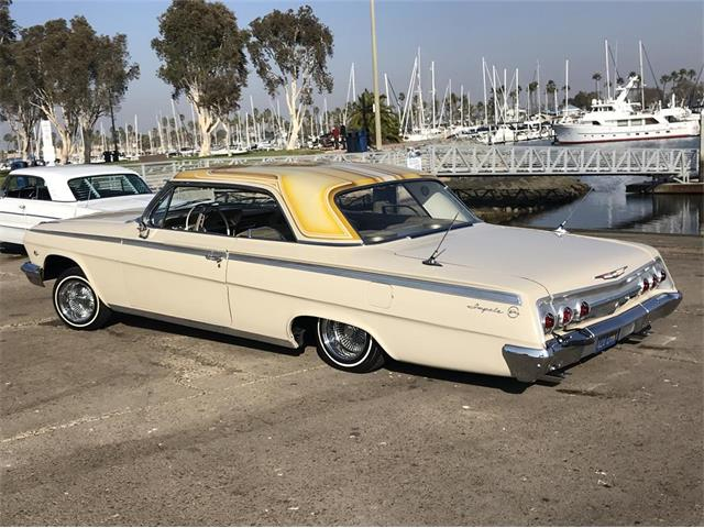 1962 Chevrolet Impala (CC-1438279) for sale in San Diego , California