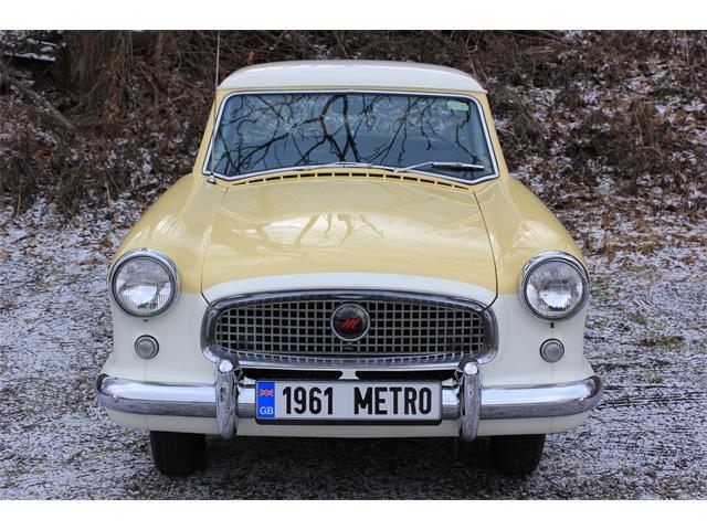 1961 Nash Metropolitan (CC-1438282) for sale in Pittsburgh, Pennsylvania