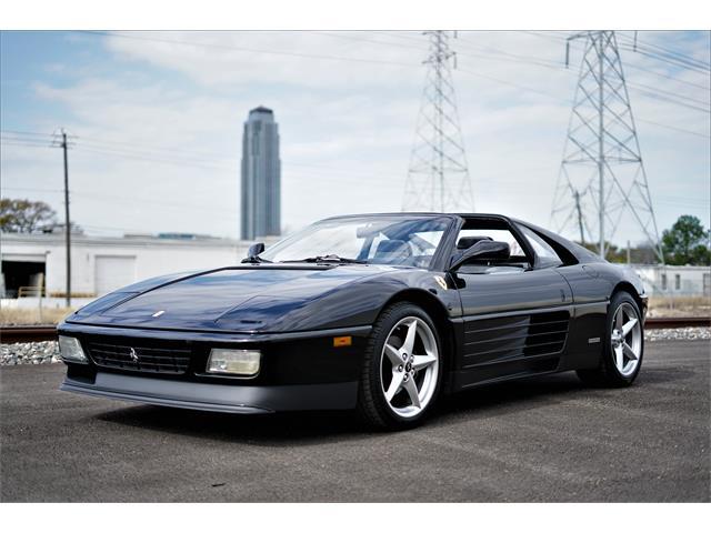 1990 Ferrari 348 (CC-1438285) for sale in Houston, Texas