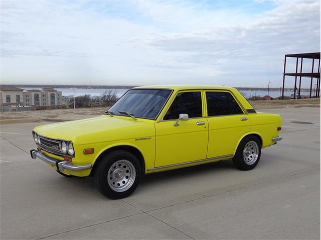 1972 Datsun 510 (CC-1438287) for sale in ROWLETT, Texas