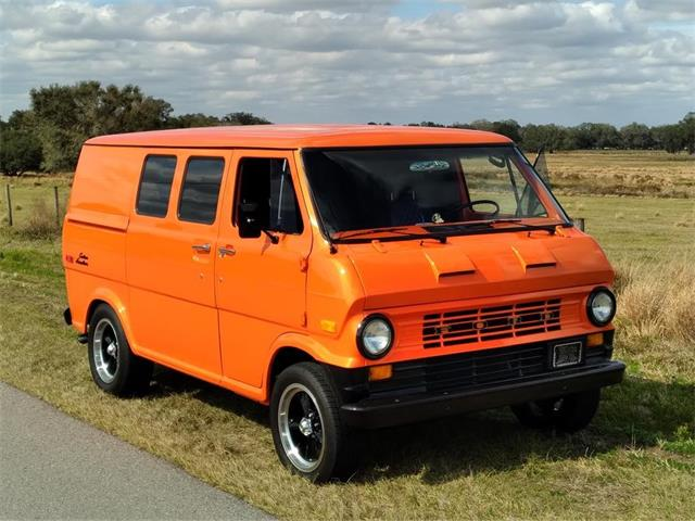 1974 Ford E100 (CC-1438296) for sale in Plant City, Florida