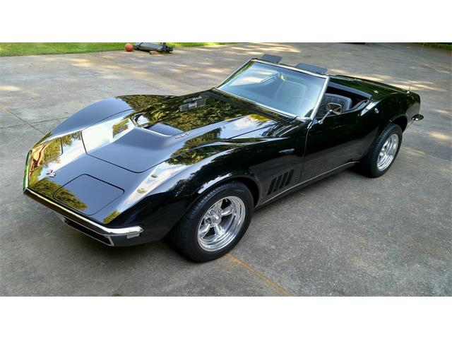 1968 Chevrolet Corvette (CC-1438299) for sale in Shoreline, Washington