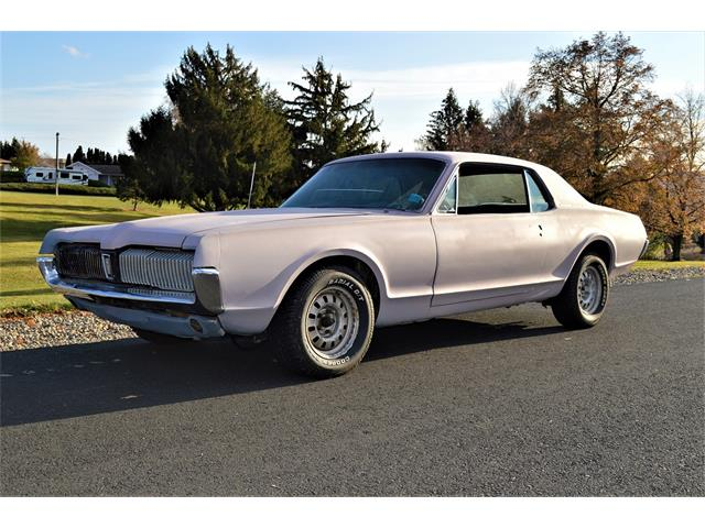 1967 Mercury Cougar (CC-1438309) for sale in Yakima, Washington